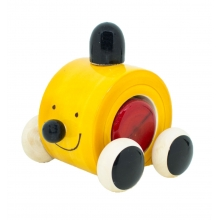wooden snail car for kids
