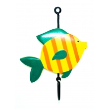 Towel Hook - Fancy Fish