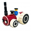 All Day Wooden Tractor