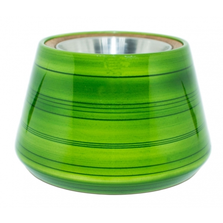 Painted Pot CandleStand (Premium Quality)