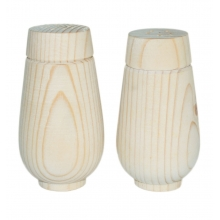 Wooden Pepper salt shaker