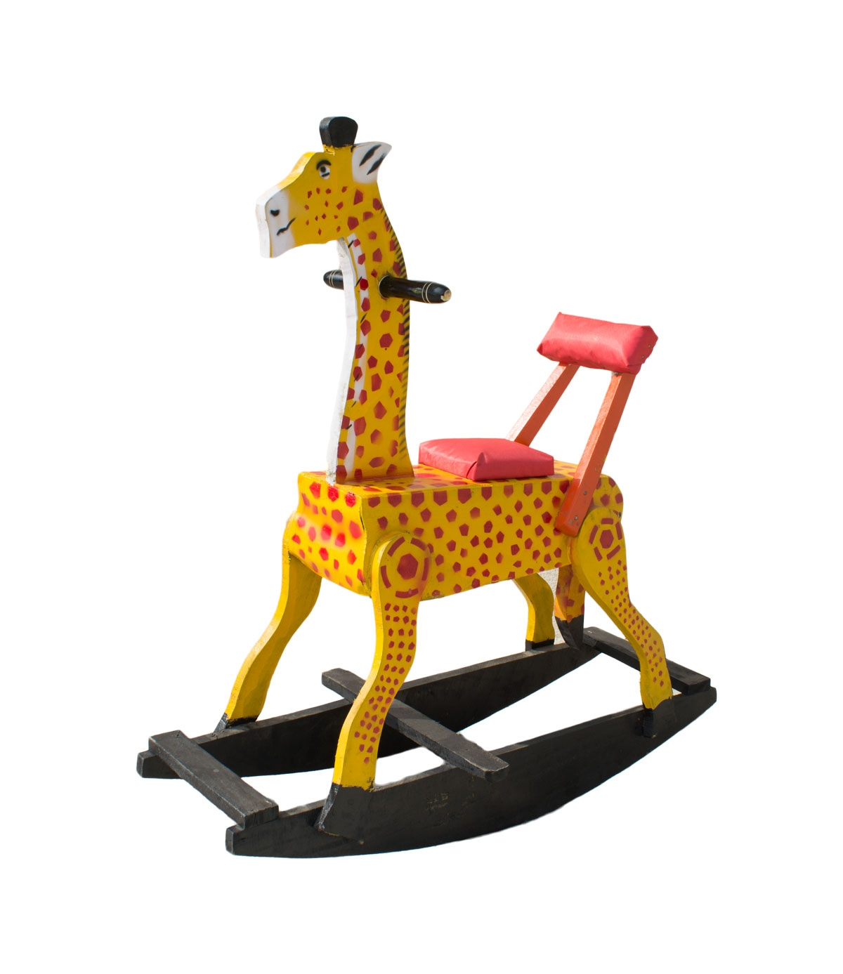 Channapatna Toyscustom Wooden Engraved Giftsrocking Horsewooden Handicrafts