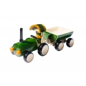 Goods Tractor - Wood Made