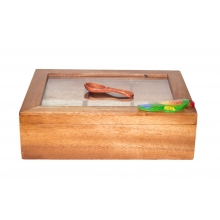 Spice Up - Fancy wooden Spice Box