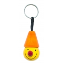 Wooden Key Chain - Joker - Wooden Handcrafted - Lacquer - Channapatna Toys