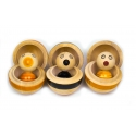 Egg Layers: Chick-Crow-Parrot- Montessori toys by Channapatna Toys - Mix n Match Toys wooden toys