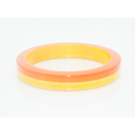 """Wooden Bangles - 0.5"""" - Squared"""