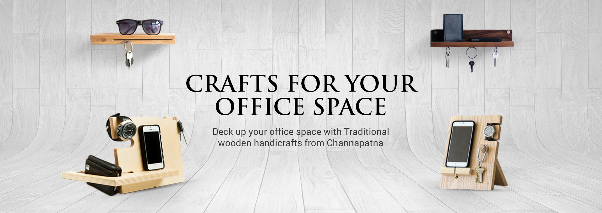 Crafts for Office Space